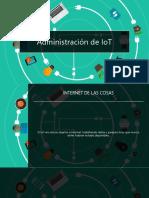 Administración del IoT_Telemando
