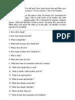 reading first written task 5 razred.doc