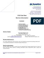 Desoutter  - Service Manual 2004