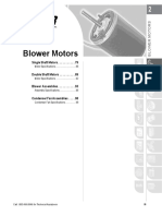 Kysor Blower Motors