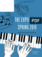 The Experiment Spring 2019 Catalog