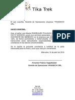 Oficial Paper