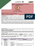 Secuencia Didactica Figuras Literarias