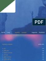 CA21142 David Lang Mystery-sonatas Digital Booklet