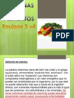Presentación vitaminas