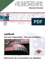 05 Manual técnico - Correas en V Optibelt (Español).pdf