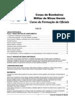Apostila Opção CFO BM