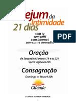 21 DIAS DE JEJUM DA INTIMIDADE 10.doc