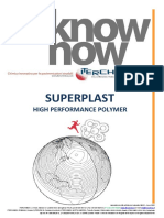 SUPERPLAST - High Performance Polymer-Low Res