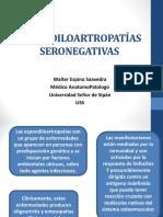 02.-ESPONDILOARTROPATÍAS SERONEGATIVAS Y ESCLEROSIS SISTEMICA - TEORIA.ppt