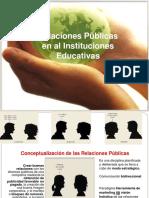 Relaciones Públicas en al Instituciones Educativas.pptx