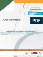 Área operativa