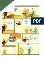 Comic Impacto Ambiental-educacional