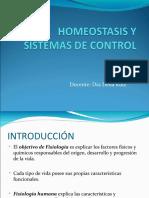 Homeostasis y Sistemas de Control[1]