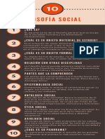 10 Datos Sobre La Filosofía Social