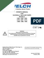 Bomba de Vacio Duoseal