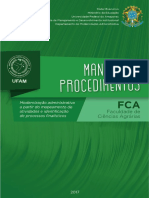 Manual FCA - 2017