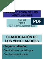 CLASIFICACIÓN DE LOS VENTILADORES.ppt