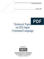 Ses-cdegs 2k - Techinfo