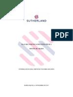 Plan de Comunicación en Sutherland FINAL