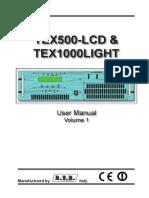 M1TEX500&1KLT10EN
