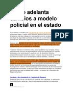 Senado Niega a Manuel Velasco Regresar a Gobernar Chiapas