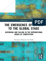[Interventions] Francine Rossone de Paula - The Emergence of Brazil to the Global Stage_ Ascending and Falling in the International Order of Competi