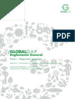 GlobalGAP Reglamento General