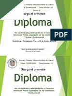 Diploma Poesía