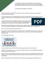 Translation Solutions, German to English
