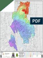 Mendocino Complex Progression Map for September 4, 2018