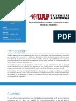 SEMINARIO Toxicologia Medio Ambiental