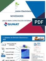 Sistema de Emisión Electrónica