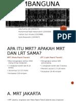 PPT MRT (Kelompok 4)