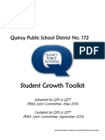 september 2018 updated student growth toolkit