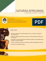 7o Ano - Povos e Culturas Africanas
