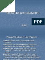 Psicopatología Del Sentimiento(1)