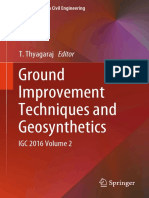 Ground Improvement Techniques and Geosynthetics - IGC 2016 Vol.2