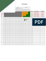 VLSM Subnetting Worksheet Example