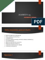 Diseño de Pavimento Rígido Metodo Aashto