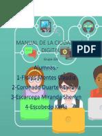 Manual de La Ciudadanía Digital