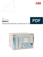 RER620 Product Guide 1MAC301920-PG Rev D II