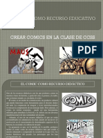 150224740 El Comic Como Recurso Educativo