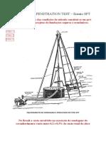 Apostila Fundações _ 2 Periodo de 2015 - Investigação Geotecnica - SPT
