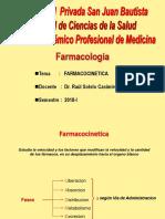 CLASE 06 - Farmacocinetica.ppt