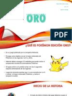 Pokemon Edicion Oro