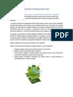 Regiones Naturales Del Peru- Teleco