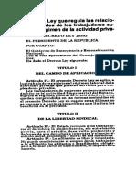 peru-Decreto Ley 25593 Ley de Relaciones Colectivas de Trabajo- ENTIDAD PRIVADA.pdf