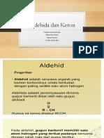 Aldehida Dan Keton Kimor Kel 3
