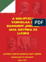 A Biblioteca Vermelha de Raimundo Jinkins